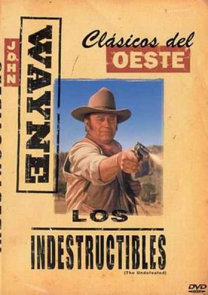 Spanish DVDs - The Undefended