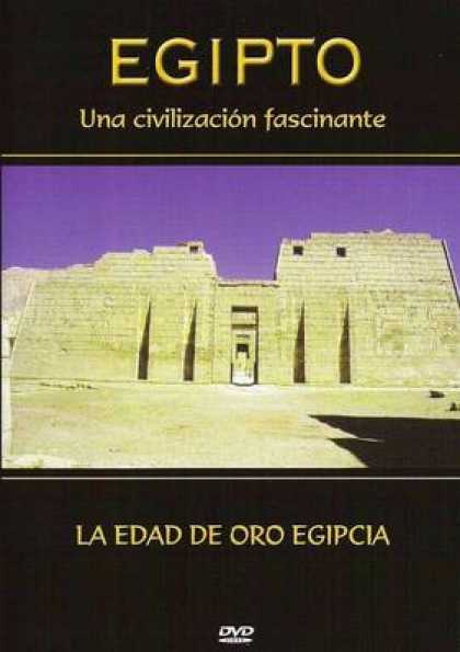 Spanish DVDs - Egypt The Great Civilization Vol 6