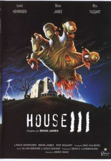 Spanish DVDs - House 3
