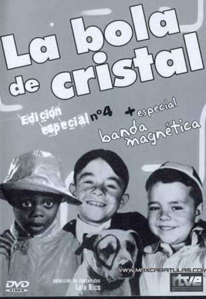 Spanish DVDs - The Crystal Ball Vol 4