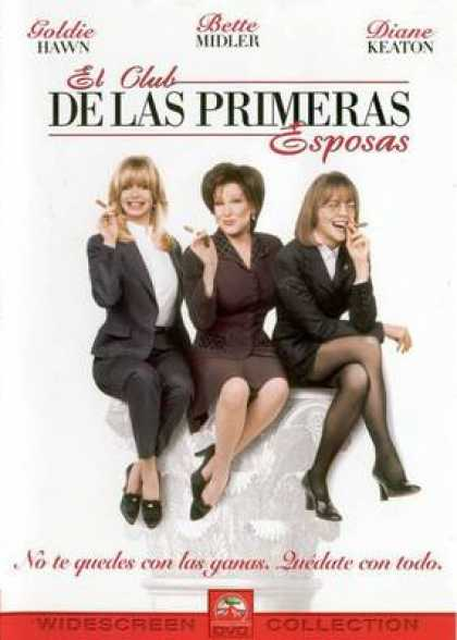 Spanish DVDs - The First Wives Club