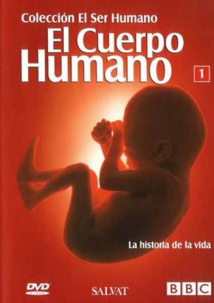 Spanish DVDs - Bbc The Complete Human Vol 1