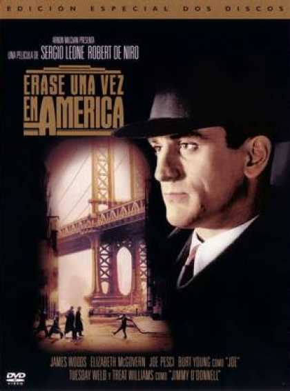 Spanish DVDs - Once Upon A Time In America