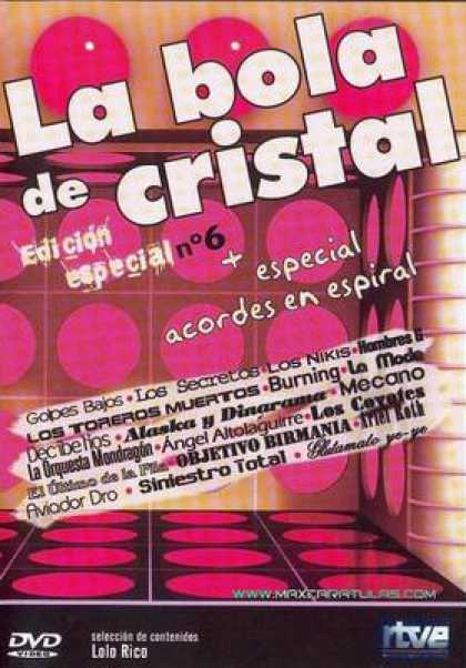 Spanish DVDs - The Crystal Ball Vol 6