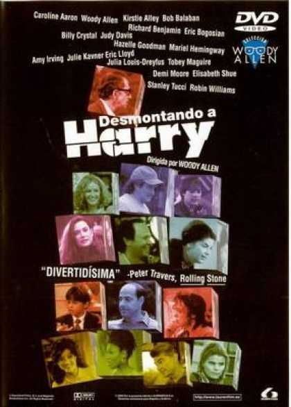 Spanish DVDs - Deconstructing Henry