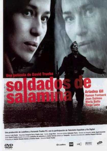 Spanish DVDs - Salamina Soldiers