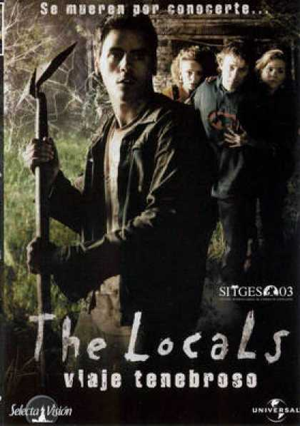 Spanish DVDs - The Locals