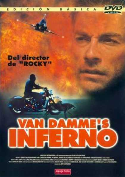 Spanish DVDs - Inferno