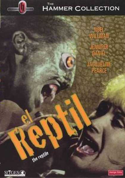 Spanish DVDs - The Reptile