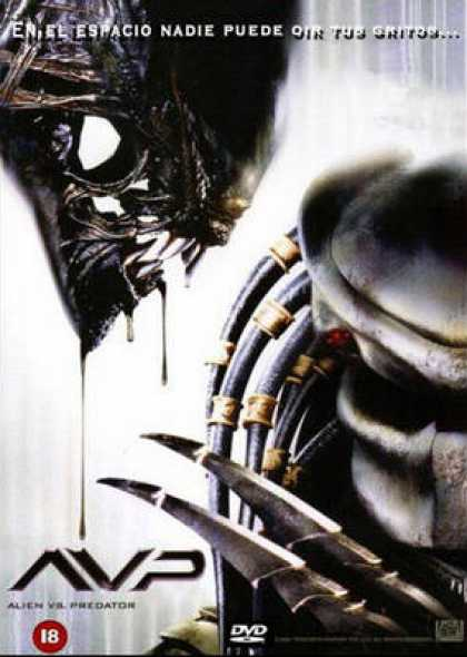Spanish DVDs - Alien Vs Predator
