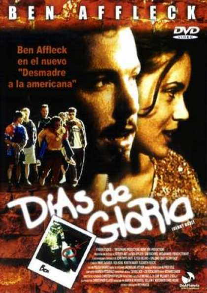 Spanish DVDs - Glory Daze