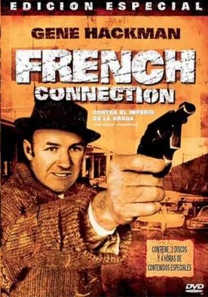 Spanish DVDs - The French Connection