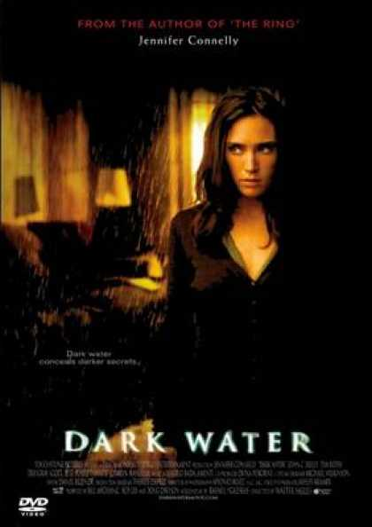 Spanish DVDs - Dark Water