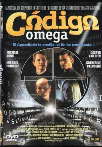 Spanish DVDs - The Omega Code