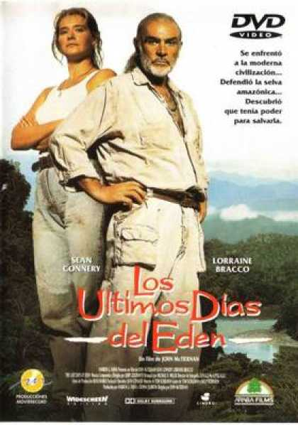 Spanish DVDs - The Last Days Of Eden