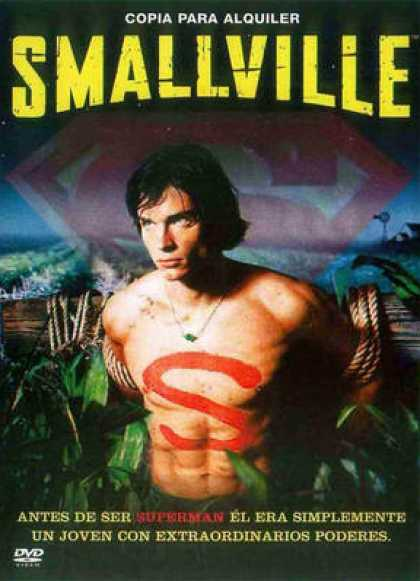Spanish DVDs - Smallville