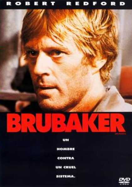 Spanish DVDs - Brubaker