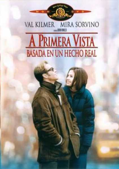 Spanish DVDs - At First Sight
