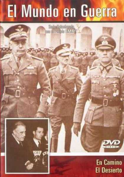 Spanish DVDs - The World At War Vol 4