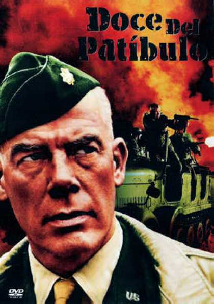 Spanish DVDs - The Dirty Dozen