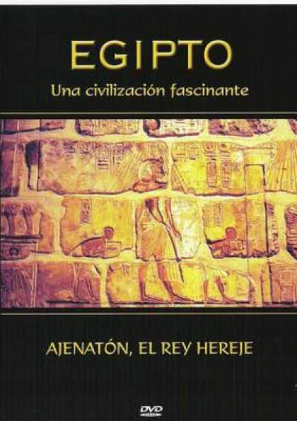 Spanish DVDs - Egypt The Great Civilization Vol 14