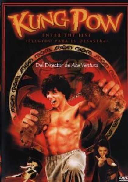 Spanish DVDs - Kung Pow