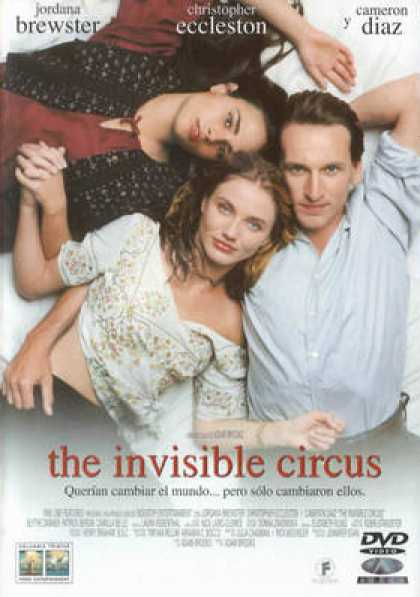 Spanish DVDs - The Invisible Circus