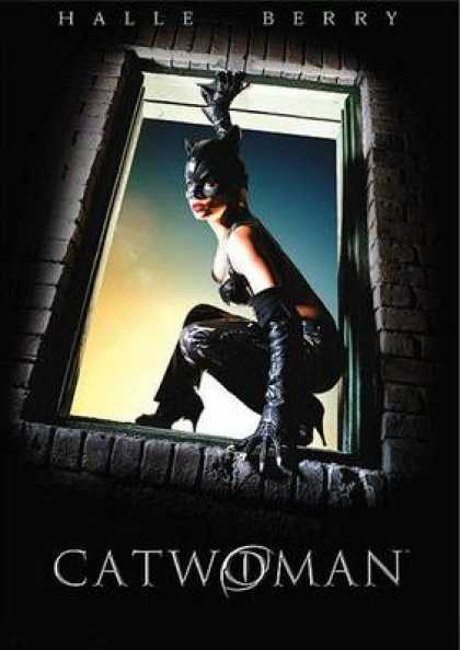 Spanish DVDs - Catwoman
