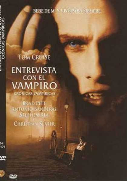 Spanish DVDs - Interview With A Vampire