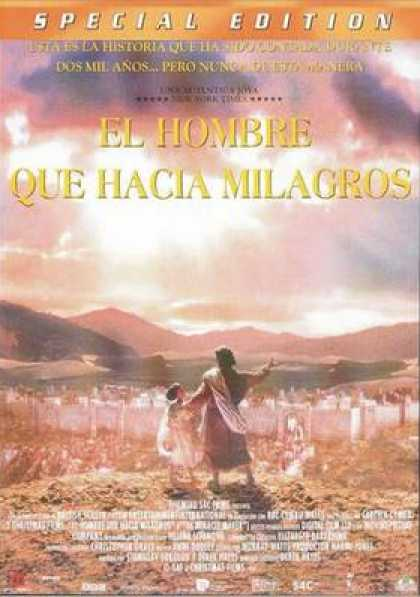 Spanish DVDs - The Miracle Maker