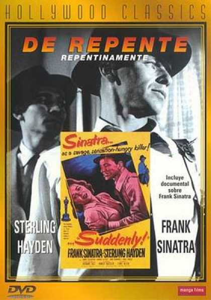 Spanish DVDs - Suddenly