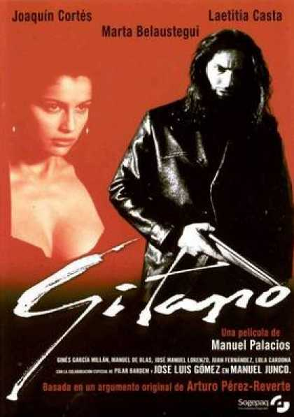 Spanish DVDs - Gitano