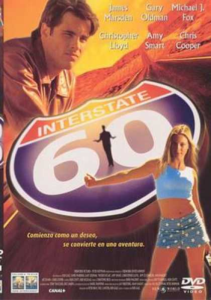 Spanish DVDs - Interstate 60
