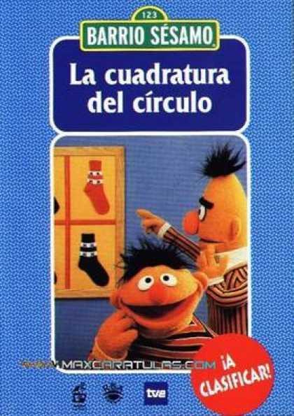 Spanish DVDs - Sesame Street Volume 15