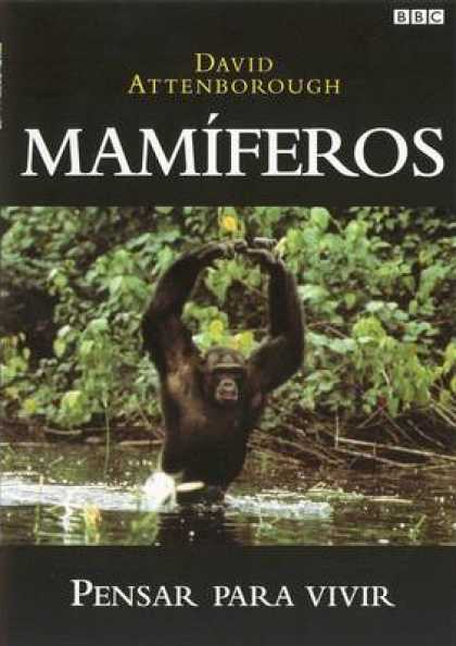 Spanish DVDs - BBC - Mammals Vol 10