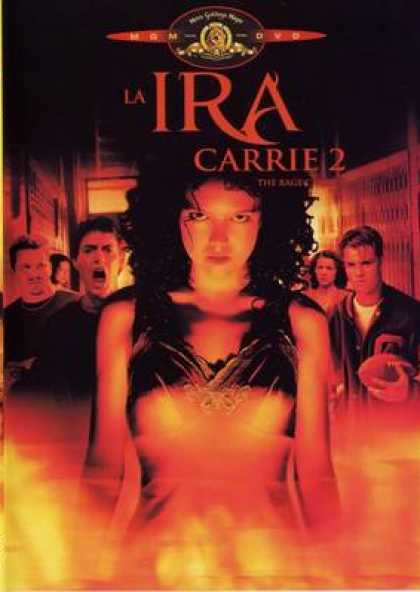 Spanish DVDs - Carrie 2