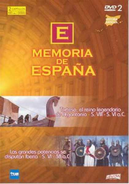 Spanish DVDs - Spanish History Vol 2