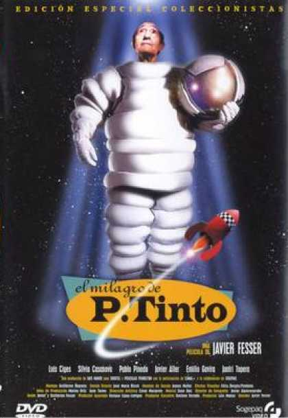 Spanish DVDs - The Miracle Of P Tinto