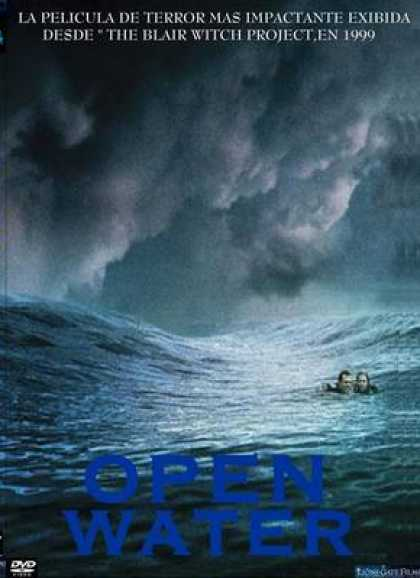 Spanish DVDs - Open Water