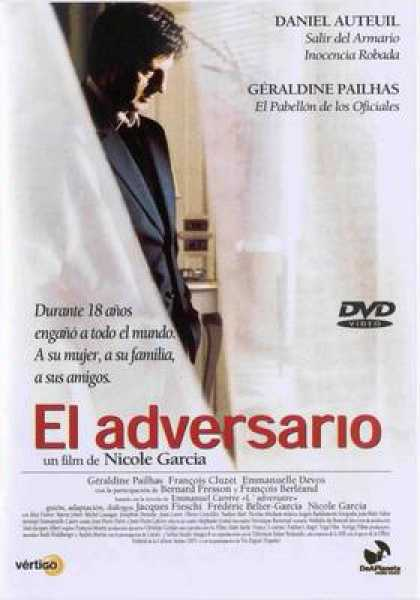 Spanish DVDs - The Adversary