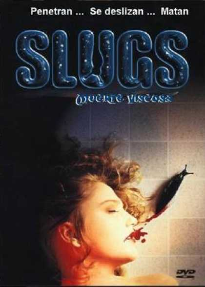Spanish DVDs - Slugs