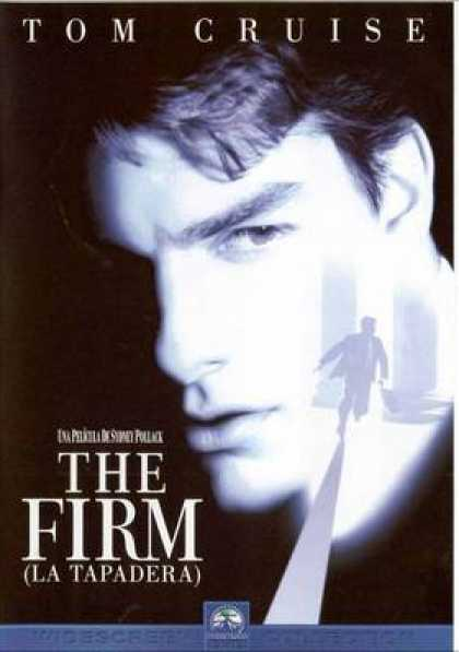 Spanish DVDs - The Firm
