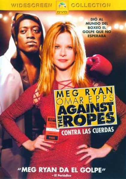 Spanish DVDs - Against The Ropes