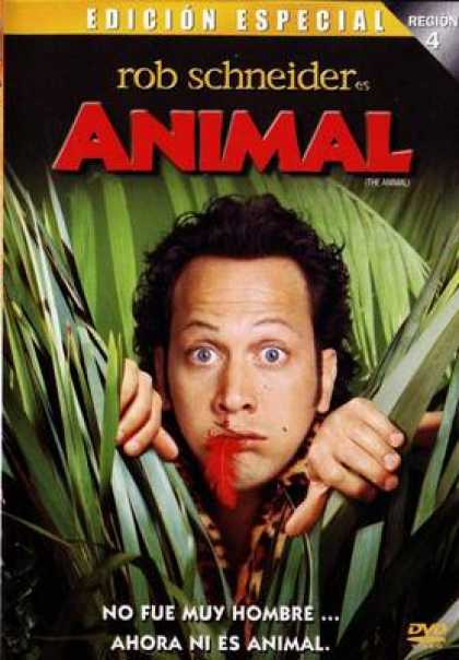 Spanish DVDs - The Animal