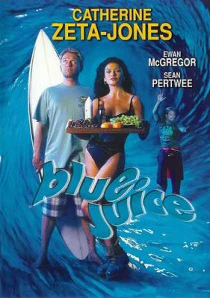 Spanish DVDs - Blue Juice
