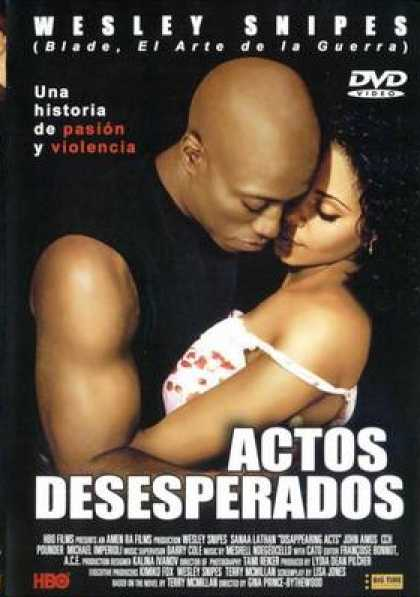 Spanish DVDs - Disappearing Acts