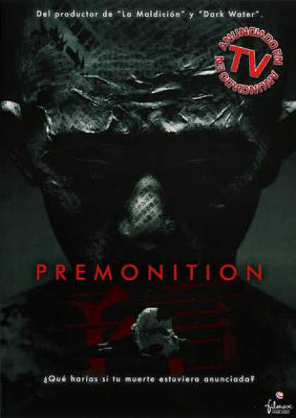 Spanish DVDs - Premonition