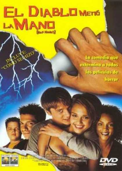 Spanish DVDs - Idle Hands