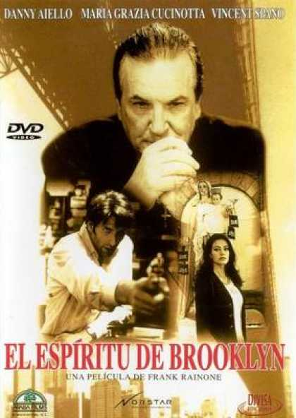 Spanish DVDs - The Ghost Of Brooklyn