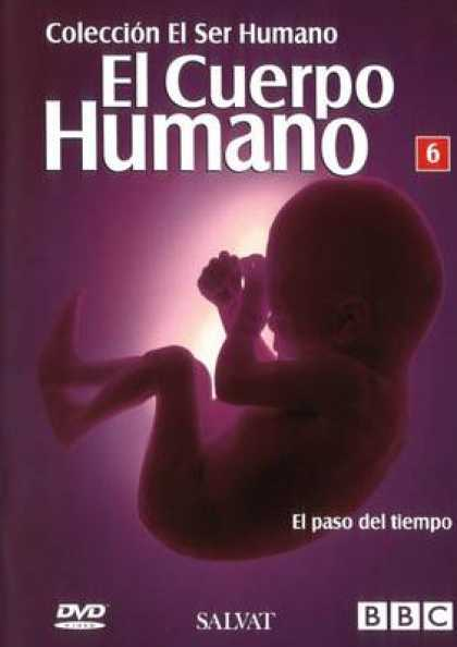 Spanish DVDs - Bbc The Complete Human Vol 6